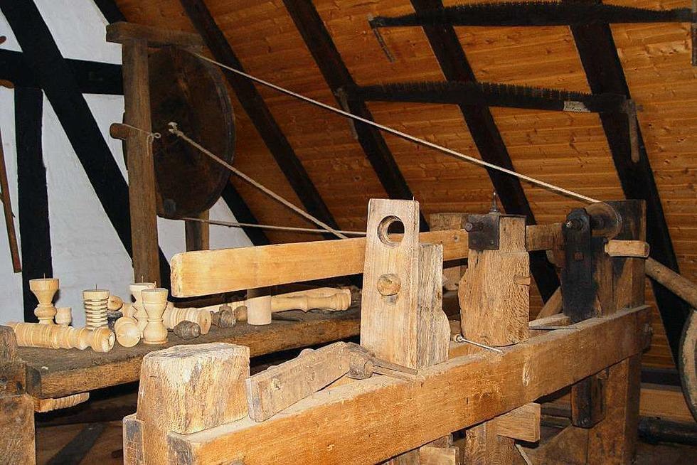 Heimatmuseum (im Försterhaus) - Reute