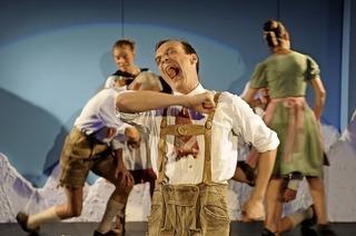 """Musiktheater im E-Werk nimmt """"Im Weißen Rössl"""" wieder auf"""