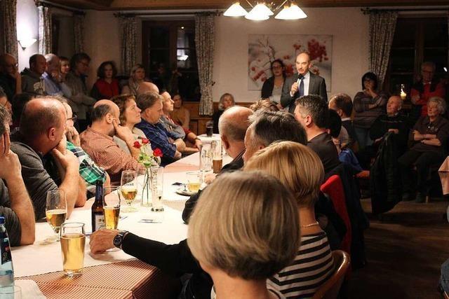 Buchenbachs Bürgermeisterkandidat Ralf Kaiser will Dienstleister der Bürger sein