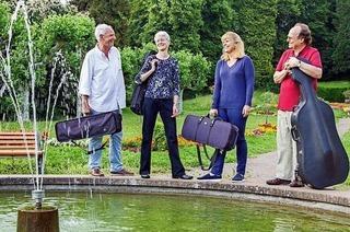 Humboldt-Quartett in Emmendingen