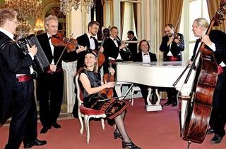 Salonorchester Baden-Baden in Ballrechten Dottingen