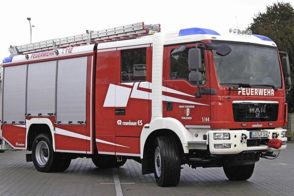 Feuerwehrgerätehaus - Schliengen