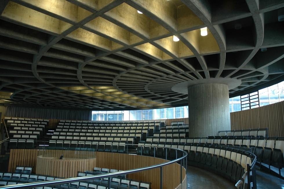 Großer Hörsaal Zoologie (Herdern) - Freiburg