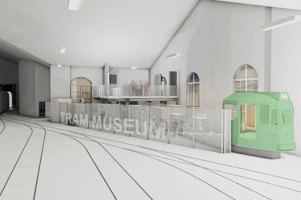 Tram-Museum - Basel