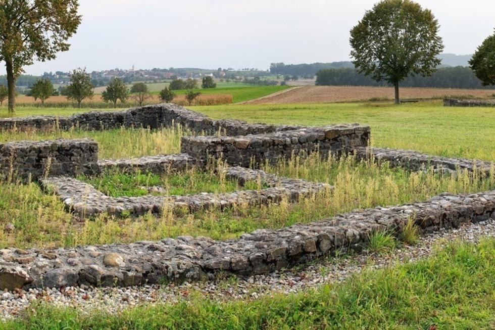 Römischer Gutshof Büßlingen - Tengen