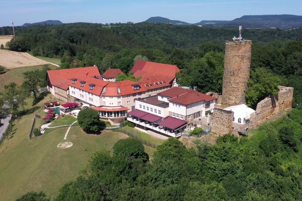 Burg Staufeneck - Salach