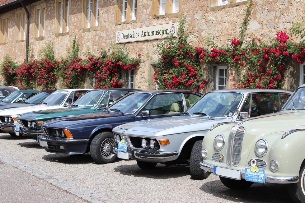 Deutsches Automuseum Schloss Langenburg - Langenburg
