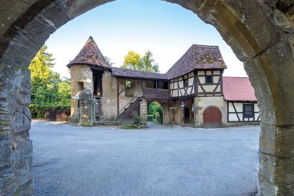Burg Guttenberg - Haßmersheim