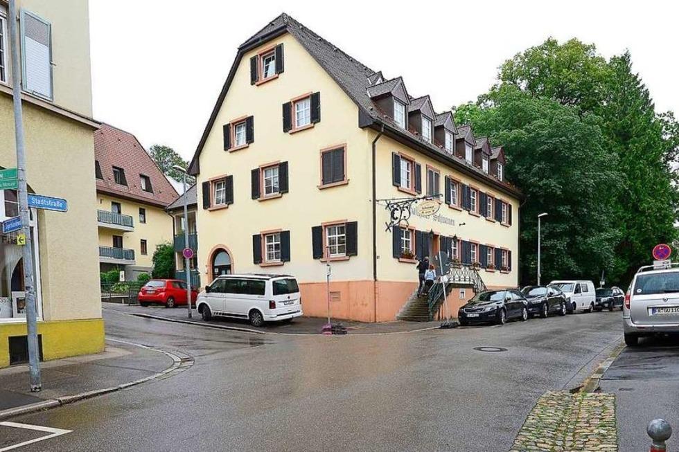 Gasthaus Schwanen (Herdern) - Freiburg