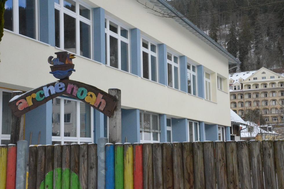 Kindergarten Arche Noah - St. Blasien