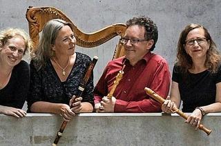 Mit Lehrkräften der Jugendmusikschule Hochschwarzwald in Hinterzarten