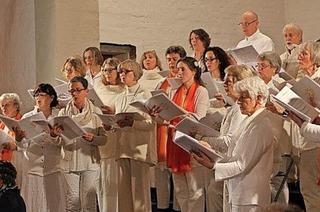 Omkara Chor Freiburg in Müllheim
