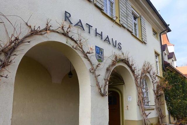 Wie war's bei... der Vorstellung der Bürgermeisterkandidaten in Schallstadt-Mengen?