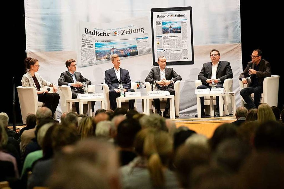 Was man zum großen Wahltag in Heitersheim wissen sollte - Badische Zeitung TICKET