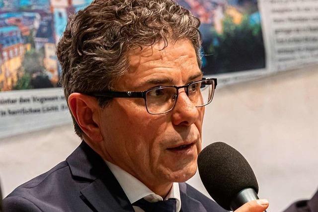Buchenbacher wollen den Wechsel und wählen ihren Rathauschef ab
