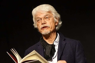Markus Manfred Jung hat sich für sein neues Buch bewegt und ist angekommen