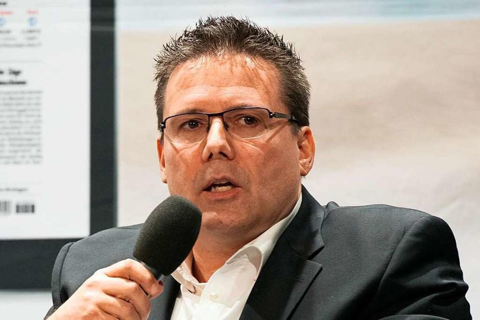 Markus Biller zieht seine Kandidatur in Heitersheim zurück - Badische Zeitung TICKET