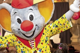 Der Europa-Park veranstaltet eine große Kinderfastnachtsparty im La Scala