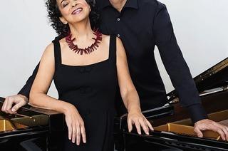 Piano Duo Yaara Tal und Andreas Groethuysen in Donauschingen