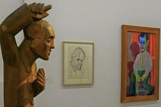 Karlheinz Beyeler referiert in Kandern über den Expressionisten Hermann Scherer