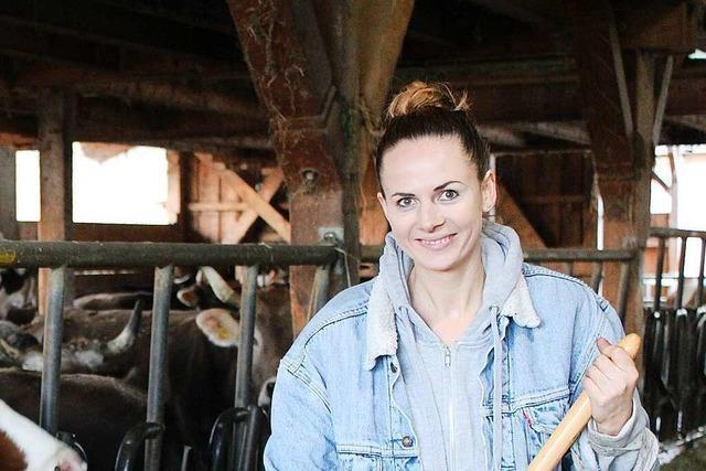 Auf dem Breitenwegerhof in Eichstetten gibt's Produkte in Demeter-Qualität