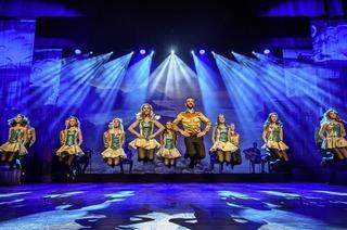 "Irish Dance Company gastiert mit ""Rhythm of the Dance"" in Basel"