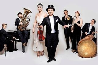 Casanovas Society Orchestra in Bad Krozingen