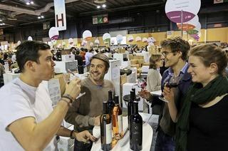 Straßburger Weinmesse präsentiert 576 unabhängige französische Winzer