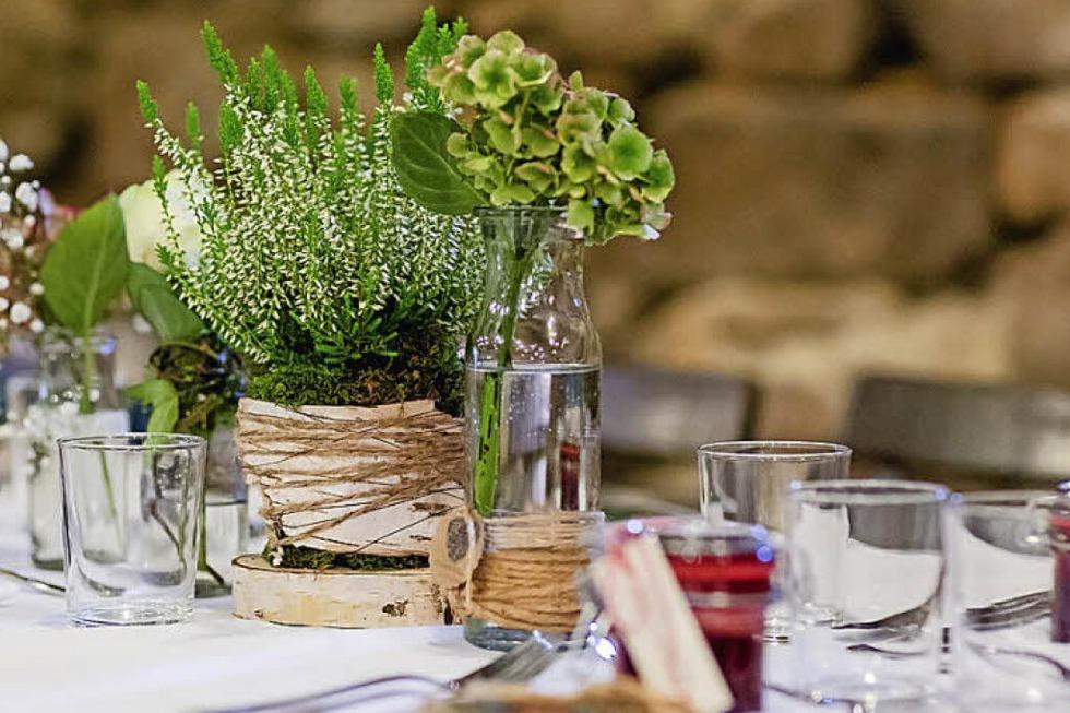 Green Wedding: So heiratet ihr nachhaltig und fair - Badische Zeitung TICKET