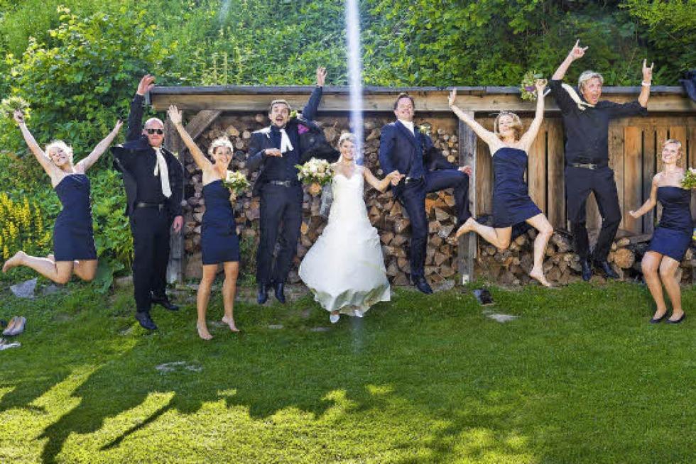 Was anziehen als Brautjungfer oder Trauzeuge? - Badische Zeitung TICKET