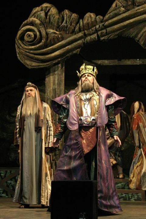 Nabucco - Klassik Open Air - Giuseppe Verdis prachtvolle Oper - Netzschkau - 23.07.2021 20:00