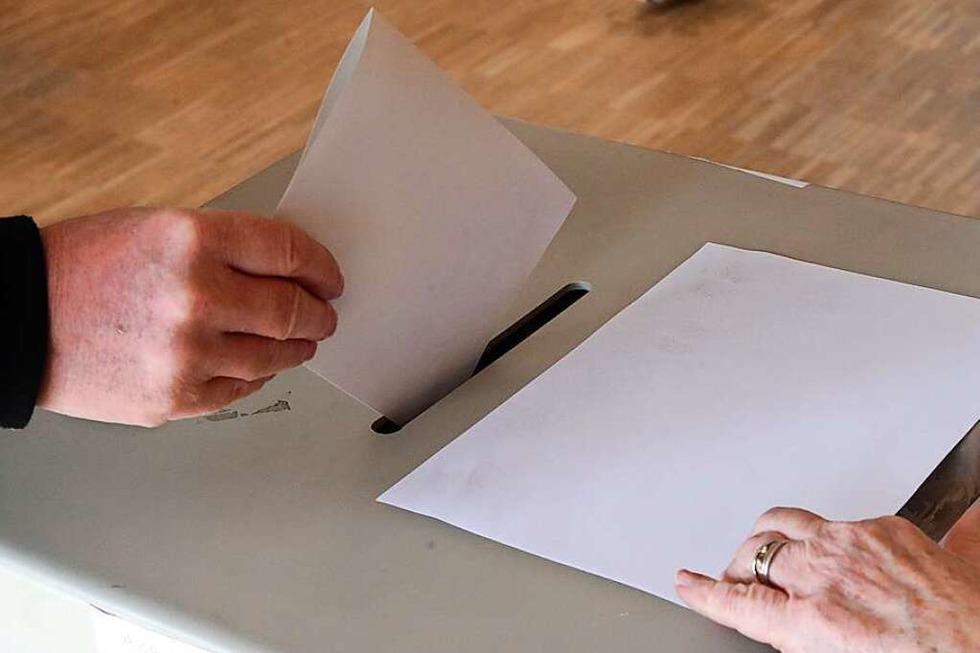 Heitersheimer Bürgermeisterwahl geht am Sonntag in die zweite Runde - Badische Zeitung TICKET