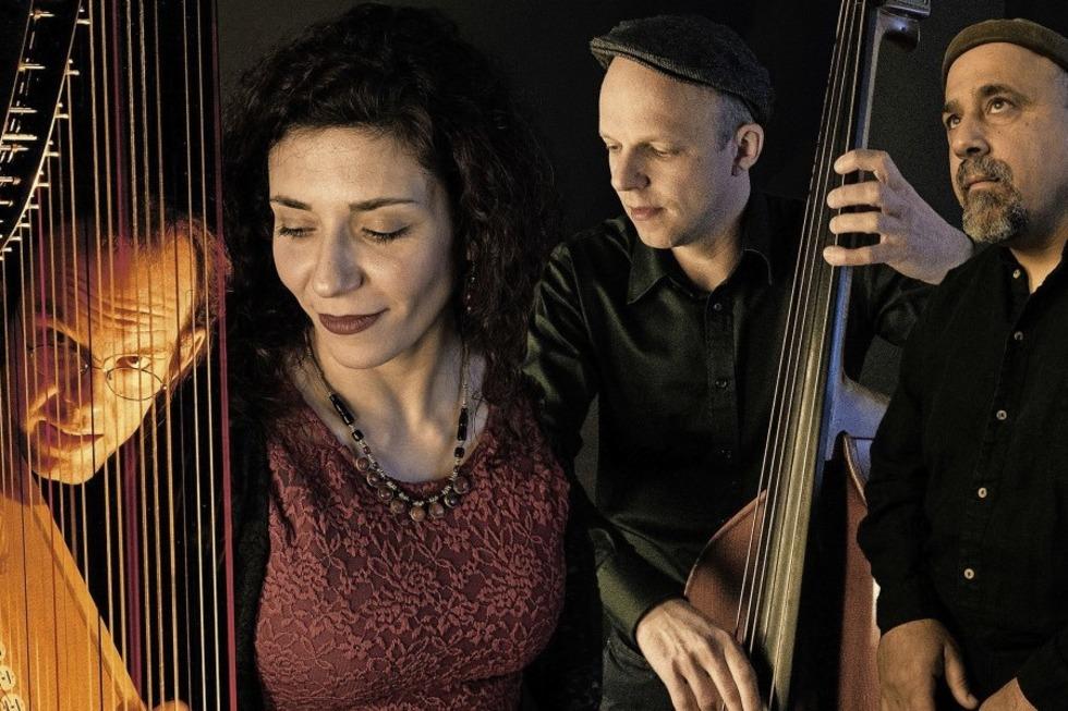 """Reihe """"Akustik in Agathen"""" mit dem Modus Quartet und """"Levant World Jazz"""" - Badische Zeitung TICKET"""