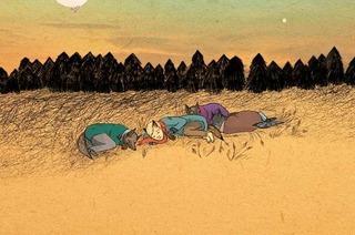 Die Filmemacherin Mieko Azuma zeigt ihren Film über das Verlassen der Heimat