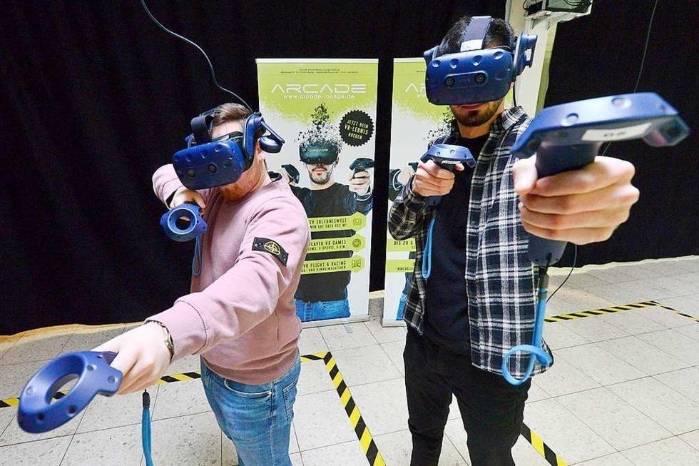 Arcade Virtual Reality Lounge - Freiburg