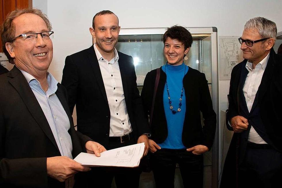Christoph Zachow wird neuer Bürgermeister von Heitersheim - Badische Zeitung TICKET