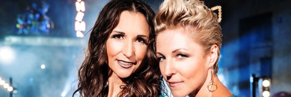 Anita und Alexandra Hofmann treten bei der PS-Gala in der Oberrheinhalle auf