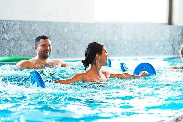 Drei gute Gründe das Workout ins Wasser fallen zu lassen