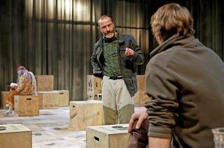 Das Theater Freiburg zeigt zum letzten Mal Onkel Wanja