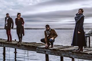 """Das belgisch-französische Quartett Zakouska präsentiert sein drittes Album """"La criée"""" im Kulturhaus"""