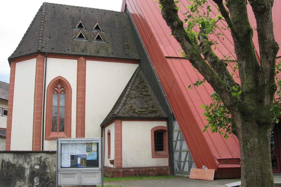 Kath. Kirche St. Georg (Bleibach) - Gutach (Breisgau)