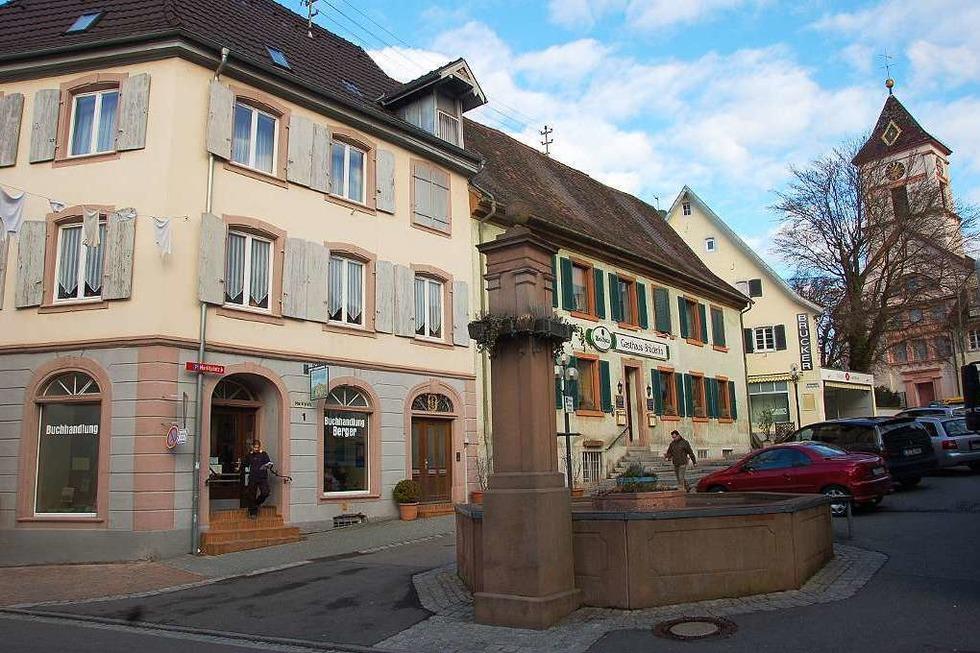 Gasthaus Brüderlin - Kandern