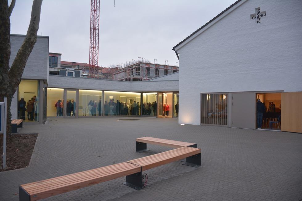 Ev. Johannesgemeindehaus - Weil am Rhein