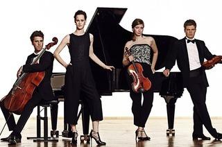 Notos Quartett in Staufen