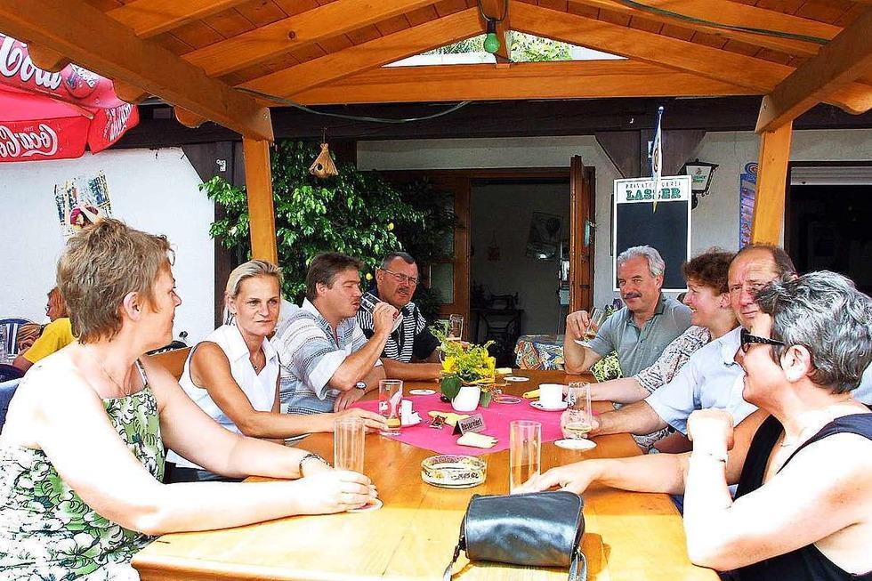 Gasthaus zum Nachen, ehemals Anglerheim (Nonnenweier) - Schwanau