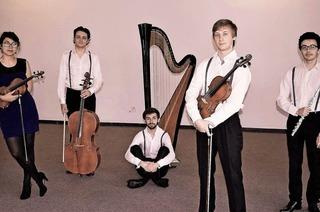 Quintett Le Bateau ivre gastiert in der Kulturscheune Kleinkems