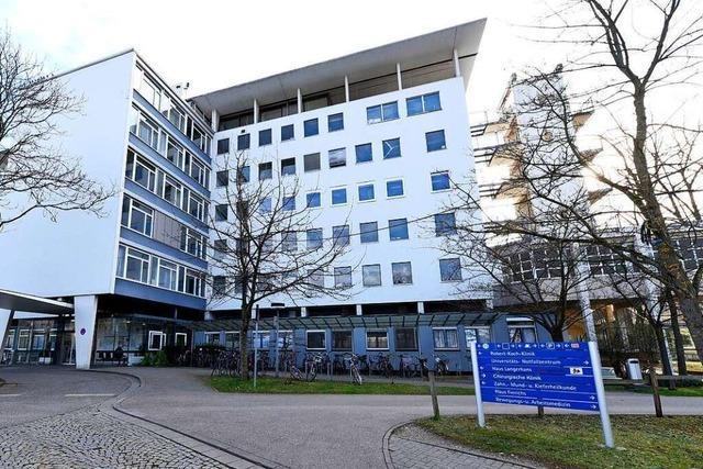 Freiburger Uniklinik bereitet Station für weitere Corona-Patienten vor
