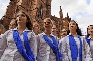 Der Freiburger Domchor gestaltet den Auftakt der Geistlichen Abendmusiken