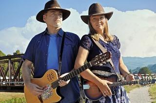 Linus Colorado & Jeanine in Kenzingen