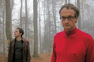 Tomas Sauter und Daniel Schläppi in Emmendingen